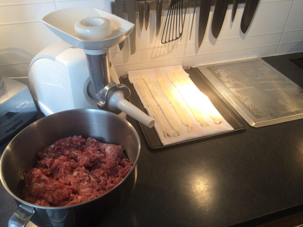Saucissons Sausage